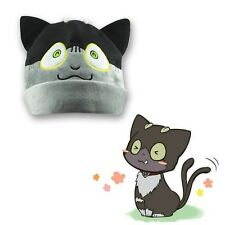 Anime Blue Exorcist Ao no Exorcist Kuro Neko Rin Cosplay Plush Beanie Hat Gift