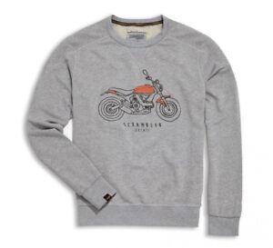 Grigio 2 Maglione Ducati Nuovo Sixty Scrambler Pullover wX4fgXqpy