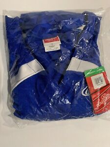 Rawlings Football Jersey Royal/White Size L - FJTECF