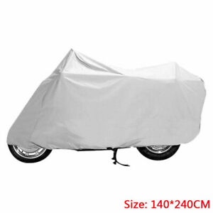 Motorcycle-bike-Cover-Waterproof-Outdoor-Rain-Dust-UV-Scooter-Protector140-240cm