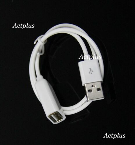 3ft USB 2.0 Male to Female Port Data Charging Extension Adapter Cable Cord CA