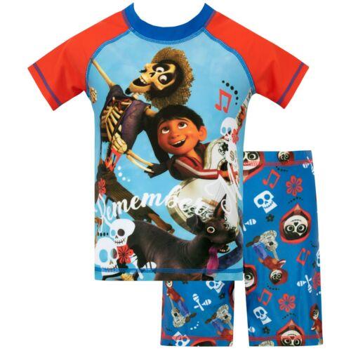 Disney Coco Swim Set I Boys Disney Coco Swimsuit I Kids Disney Swimming Costume