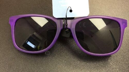 100 UV Protection Dark Purple Childrens Sunglasses