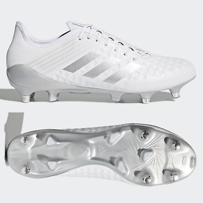 adidas Predator Malice Control SG Mens Rugby Boots White RRP£180 SIZE 7 7.5   eBay