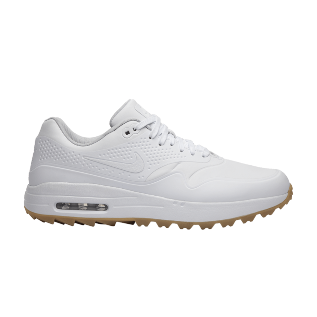 Size 10 - Nike Air Max 1 Golf White Gum 2019 for sale online   eBay