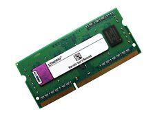Kingston KVR1333D3S8S9/2G 2GB 1Rx8 204-pin SODIMM 1333MHz DDR3 Laptop Memory