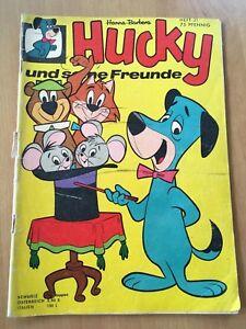 hucky und seine freunde nr.21 rarität von 1963 | ebay