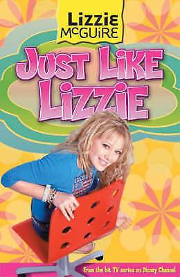 """""""VERY GOOD"""" Lizzie McGuire: Just Like Lizzie No. 8, McGuire, Lizzie, Book"""