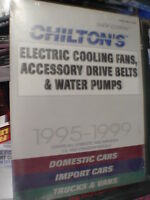 Chilton Electric Cooling Fans Drive Belts Water Pumpstrucks 1995-999 9126
