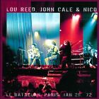 Le Bataclan '72 by John Cale/Lou Reed/Nico (CD, Dec-2013, Keyhole Records)