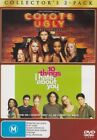 Coyote Ugly 10 Things I Hate About You 2 Disc Set DVD Region 4 F