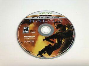 Halo 2 platinum hits (Microsoft Original Xbox, 2004) Disc Only xbox authentic
