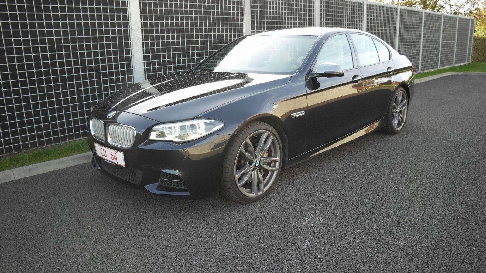 BMW M550d 3,0 xDrive aut. 4d
