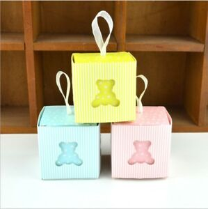 25-50-Baby-Shower-Favors-Candy-Box-Christening-Gift-Baptism-Birthday-Party-Decor