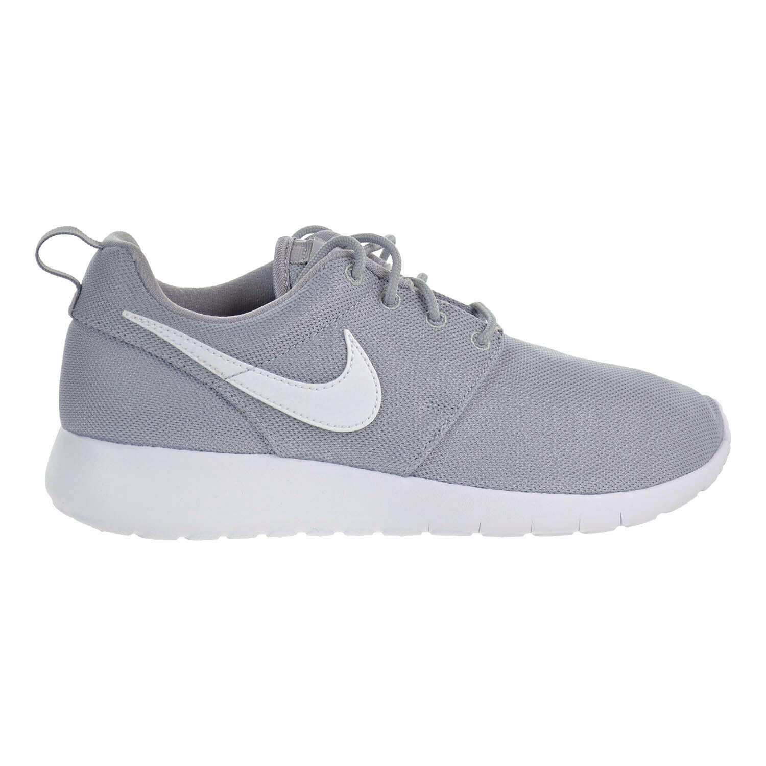 Nike Roshe One GS Big Kids Running shoes shoes shoes Wolf Grey White 599728-033 82b810