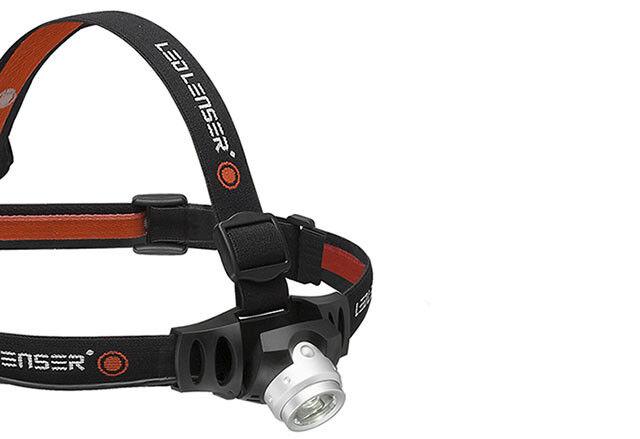 KQ LED LENSER H6 - LED Stirnlampe   Kopflampe Kopflampe Kopflampe von Zweibrüder 7296    Spielen Sie das Beste  82b4a5