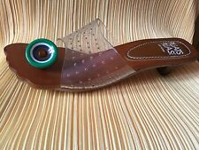 Rare Sandales Tongs Pleats Please Issey Miyake Neuves New 37