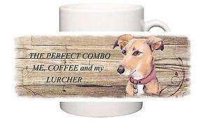 LURCHER-HOUND-DOG-NEW-CERAMIC-MUG-COMBO-SANDRA-COEN-ARTIST-WATERCOLOUR-PRINT