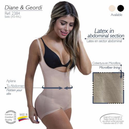 Fajas Colombianas Reductoras Levanta Cola Body Shaper Butt Lifter Abdomen Latex