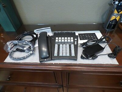 MITEL PKM 48 WITH MODULE AND CABLE   MINT CONDITION!!!!!