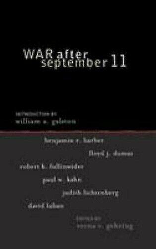 War after September 11 von Mckercher, Catherine V