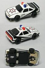 1993 ARTIN USA 1/64th Electric HO Slot Car Chevy Lumina Police RarelySeenUnused!