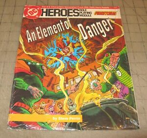 DC-HEROES-ROLE-PLAYING-MODULE-FIRESTORM-1986-FN-Condition-in-Shrink-Wrap