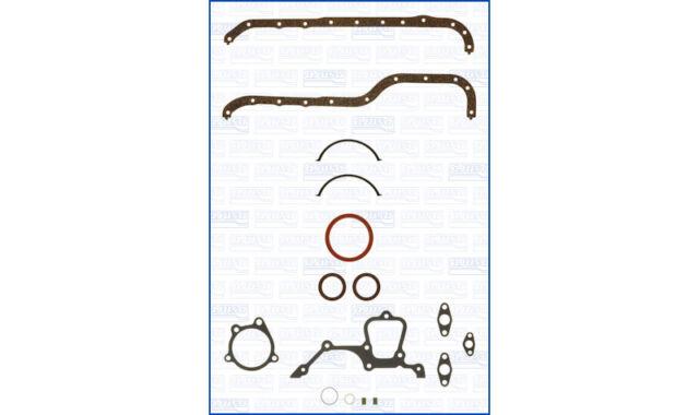 Genuine AJUSA OEM Replacement Crankcase Gasket Seal Set [54000900]