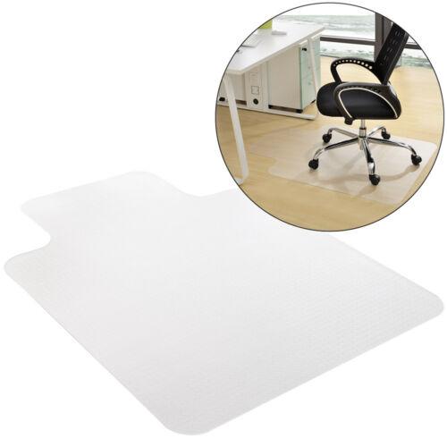 Bodenschutzmatte 90 x 120 cm Büro Stuhl Unterlage Boden Schutz Matte