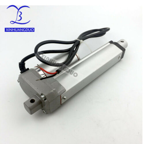 Linear Actuator High Force DC 12V//24V 1500N 150kg//330LBS maximum low noise