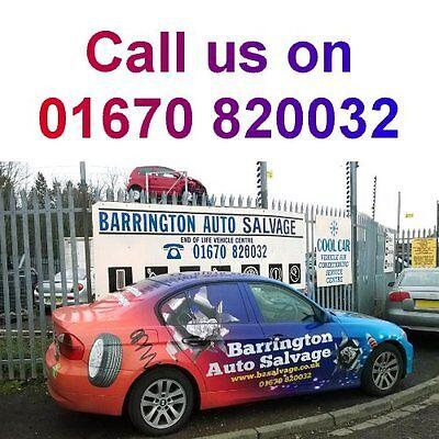 Barrington Auto Salvage 01670820032