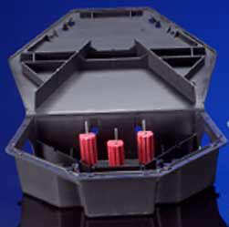 Mice Bait Station 2 Tamper Proof boxs Protecta LP Rat