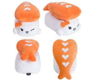 CHOBA-DOLL-SHIRIMP-SUSHI-8-034-inch-20-cm-Cute-Doll-Toy-Cushion-Japanese-Food