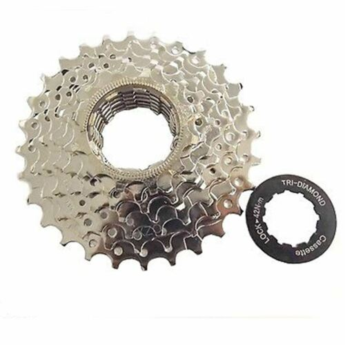 Bicycle 7 Speed Index Cassette 12-28 Sprocket MTB /& Hybrid Shimano//Sram