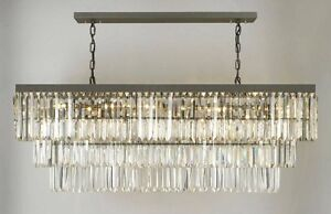Odeon Glass Fringe Chandelier