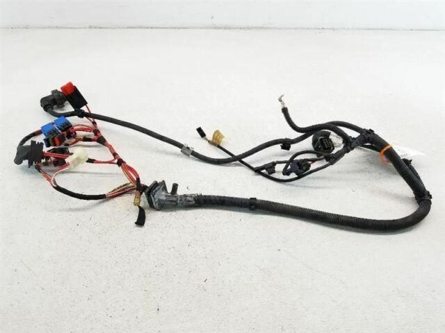 2014 Bmw X1 Engine Sensor Wiring Harness Oem 12517619134