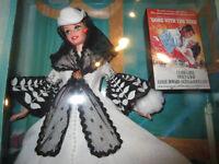 Mattel Scarlett O'Hara Hollywood Legend Collection - 00074299132544 Toys