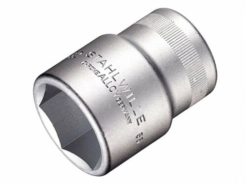 Stahlwille Hexagon Socket 3//4 Inch Drive 19 mm