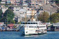 mp280 - Turkish Ferry - Sh-Kadikoy , built 2009 - photo 6x4