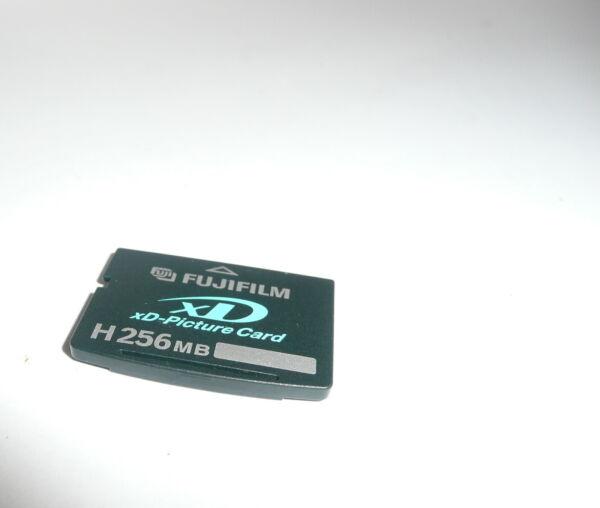 Bien Fujifilm H 256 Mo Xd Carte... Testé Et De Travail Produits De Qualité Selon La Qualité