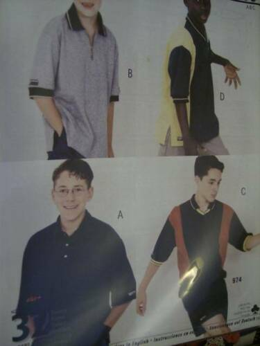 Jalie Sewing Pattern  UNCUT #963 ABC Pullovers  32 Sizes 2-68