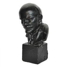 Büst LENIN Statue METALL Skulptur Sculpture Eisen UdSSR Büste Communism Russia