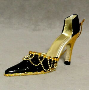 christmas ornament katherine's collection shoe cfm high