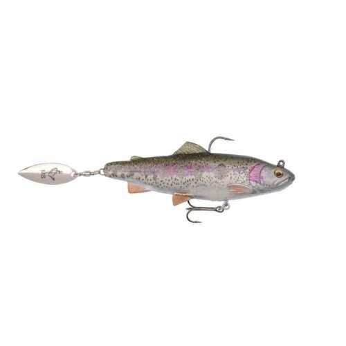 Savage Gear 4D Trout Spin Shad 11cm 40g verschiedene Farben MS Raubfisch Köder