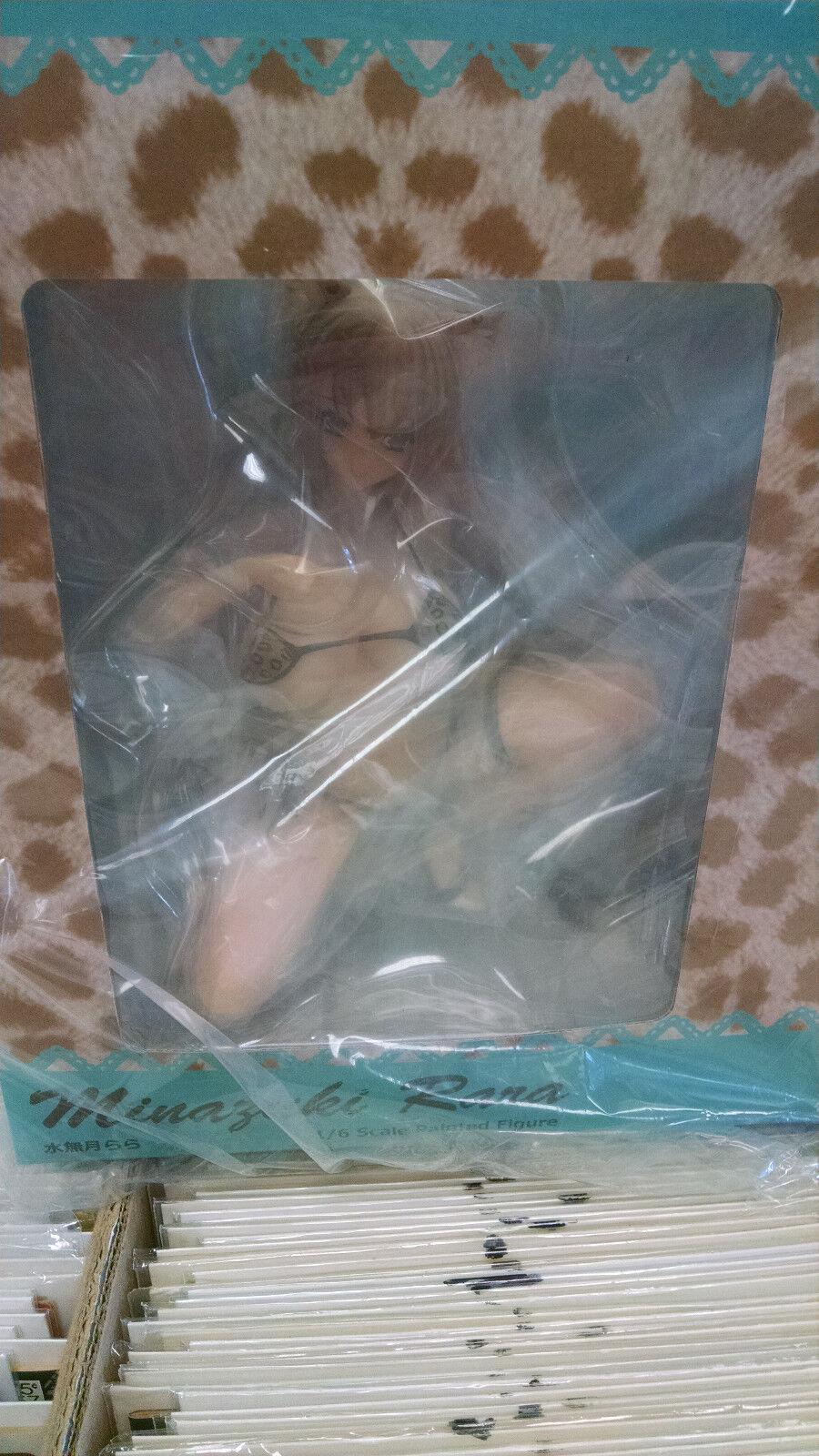 Q seis personaje original rara Minazuki 1 6 PVC figura menta en caja sellada auténtico Japón