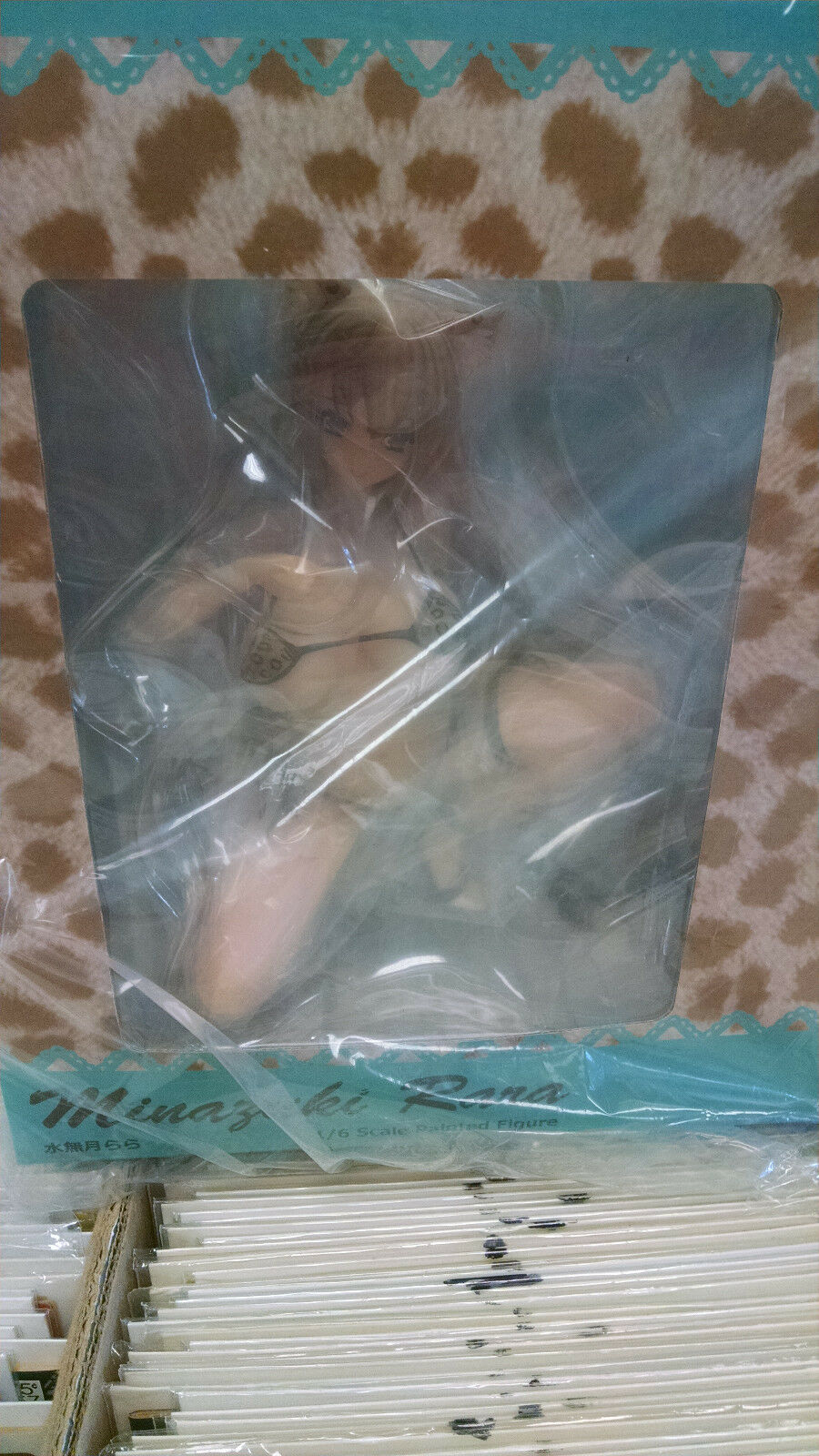 Q SIX ORIGINAL CHARACTER RARA MINAZUKI 1 6 PVC  cifra MISB AUTHENTIC JAPAN  negozio online outlet