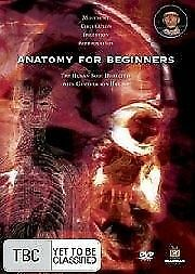 Anatomy For Beginners (DVD, 2006, 2-Disc Set), Like new, free shipping