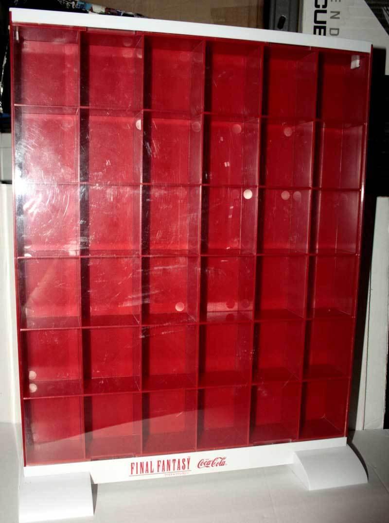 BACHECA CON 36 POSTI UFFICIALE COCA COLA CHARACTER HOLDER HOLDER HOLDER USATA BUONO ML3 44446 868cfd