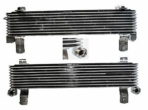 new auto trans oil cooler for 2007 2010 chevrolet. Black Bedroom Furniture Sets. Home Design Ideas