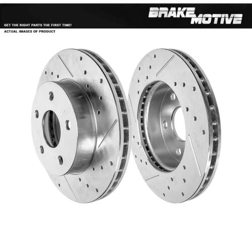 Front 305 mm Brake Rotors For 1999 2000 2001 2002 2003 2004 Jeep Grand Cherokee